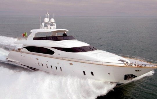 NICKA Luxury Motor Yacht